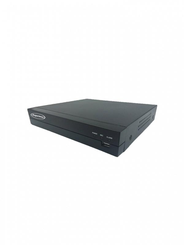 DVR Multifunção 5 EM 1 HD/8 Canais