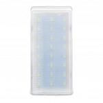 Iluminação de Emergência autônoma LED 200 lumens