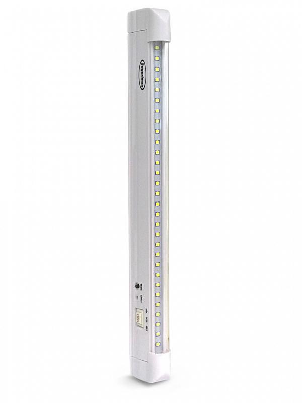 Iluminação de Emergência 30 Leds Super Slim