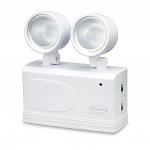 Iluminação emergência LED 200 lumens 2 Faróis