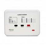 Central alarme incêndio Convencional - 12 setores - 24 V