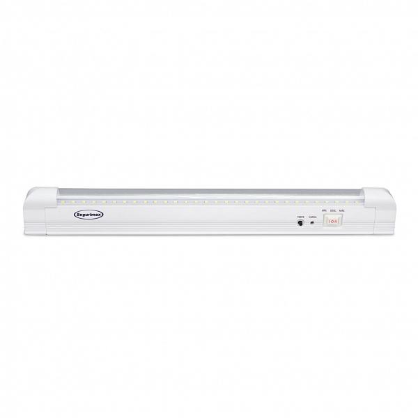 Iluminação de Emergência LED Tubular Super Slim