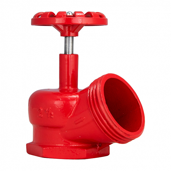 Valvula Angular PN16 para Hidrantes